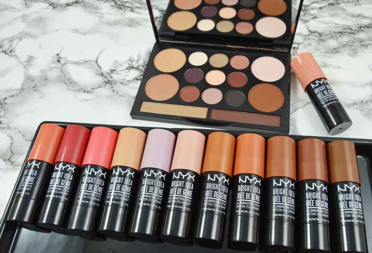 Review: NYX - Bright Idea Sticks & Love Contours All