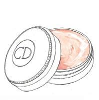 Dior Abricot manicure - cream