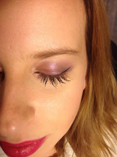 Urban Decay Vice4 look purple