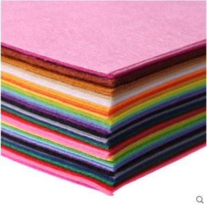 eBay felt sheets