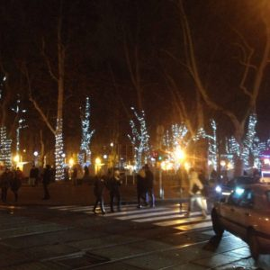 Christmas on Zrinjevac