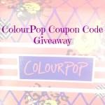 ColourPop Giveaway