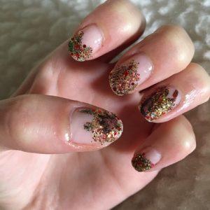 chunky glitter