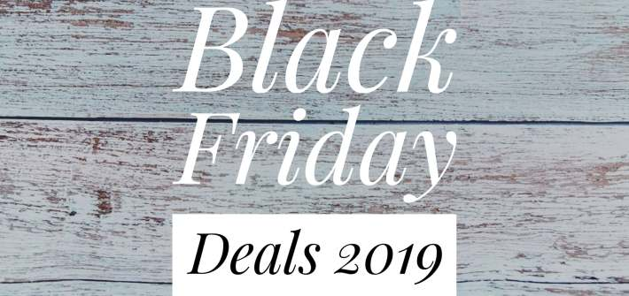 Black Friday 2019 deals
