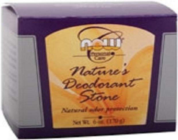 7.Nature's Deodorant Stone