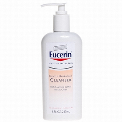 Eucerin Gentle Hydrating Cleanser