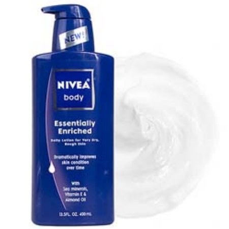Nivea Extra Enriched lotion