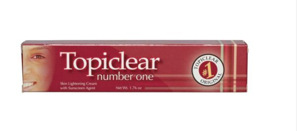 Topiclear Classic Skin Lightening Cream