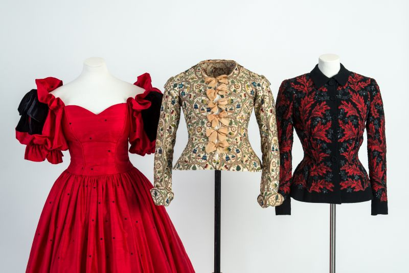 A History of Fashion in 100 Objects