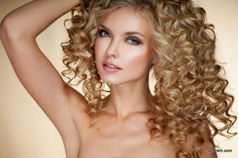 Curl your hair naturally