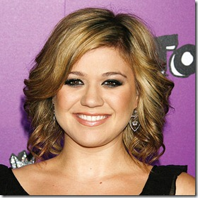 Kelly Clarkson machiaj