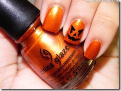 Halloween manicure 14