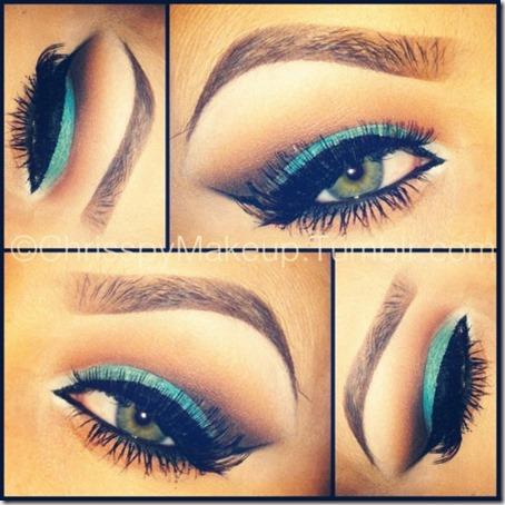 blue eyes makeup 4