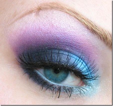 blue eyes makeup 68