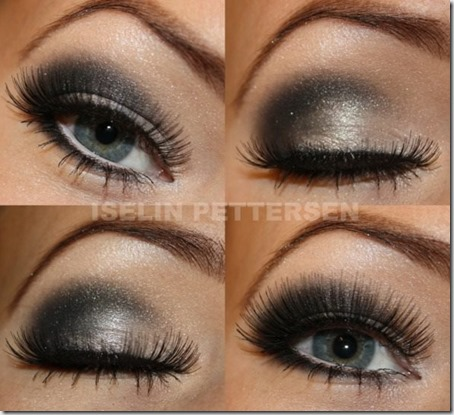 blue eyes makeup 838