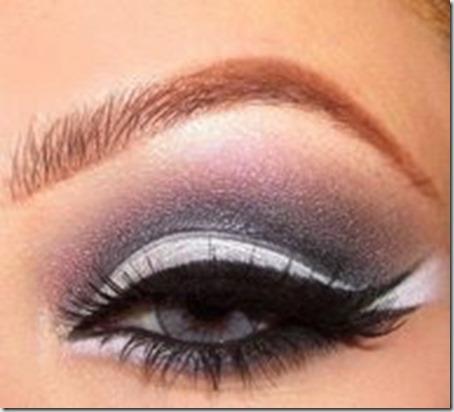 blue eyes makeup 852