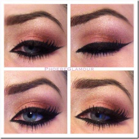 blue eyes makeup 894