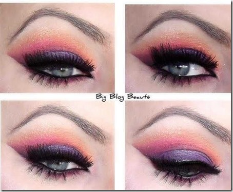 blue eyes makeup 907
