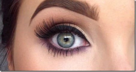 blue eyes makeup 908