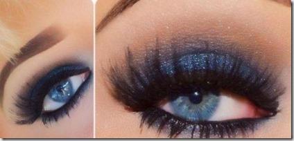blue eyes makeup 912