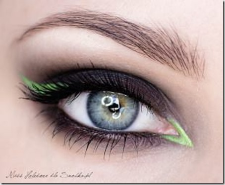 blue eyes makeup 925
