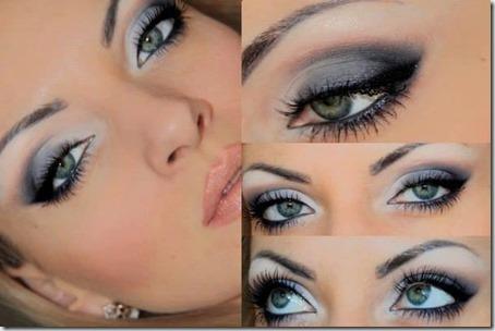 blue eyes makeup 926