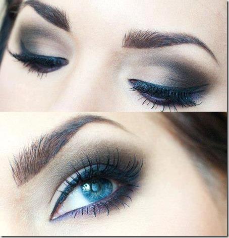 blue eyes makeup 930