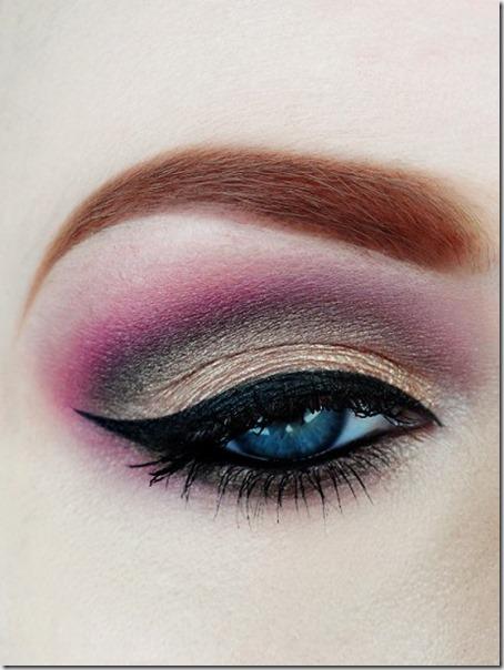 blue eyes makeup 935