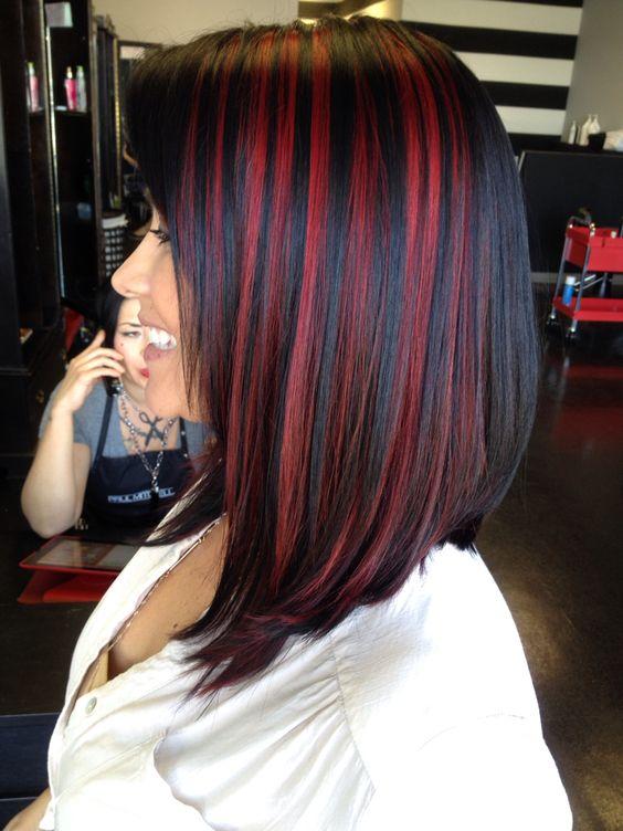 red-highlights-black-hair-2