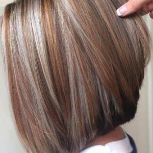 Tunsori bob cu suvite blonde 2020-05