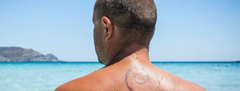 Depilacja pleców u mężczyzn Beauty Skin
