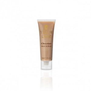 YELLOW ROSE Chocolate Face Scrub, 50ml