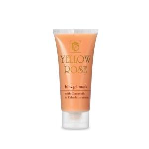 YELLOW ROSE <br/> Drėkinanti ir atgaivinanti gelio kaukė – Bio – gel mask, 50ml
