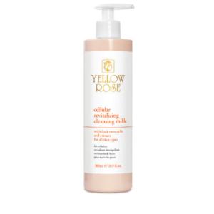 <br>YELLOW ROSE</br> Drėkinamasis ir raminantis losjonas – Cellular revitalizing lotion, 500ml