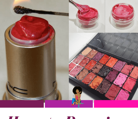 Repair Broken Lipsticks