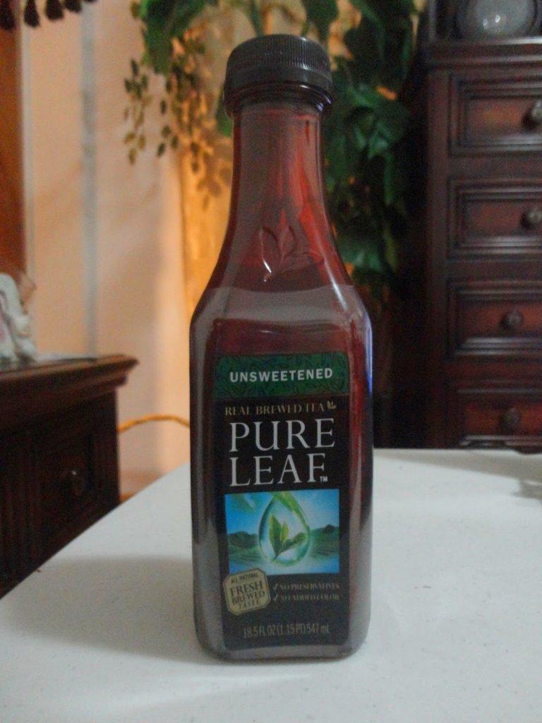 Pure Leaf Unsweetened Ice Tea