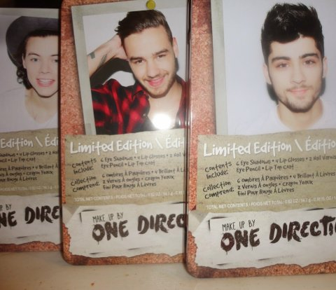 One Direction Makeup