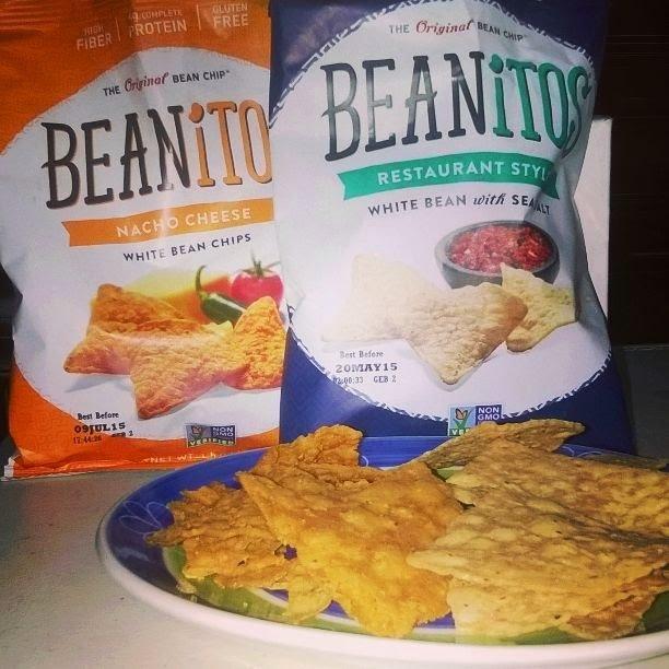 Beanitos the original bean snacks (nacho cheese and restaurant style) refresh voxbox