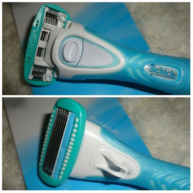 Shick Hydro Silk Trimstyle Curve Sensing Blades