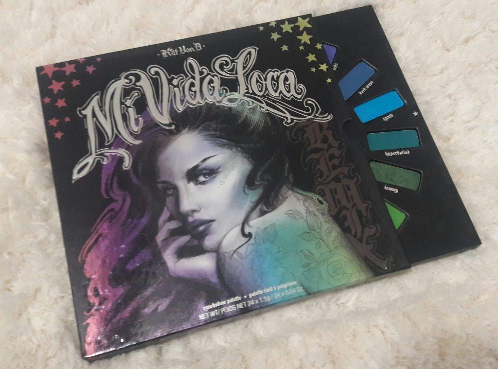 Kat Von D Mi Vida Loca Limited Edition Palette