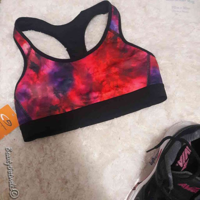 Influenster C9 at Target Sports Bra