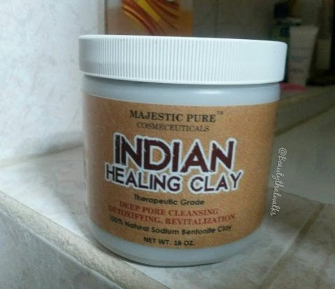 Indian Healing Bentonite Clay
