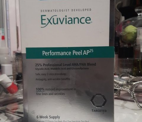 Exuviance Performance Peel
