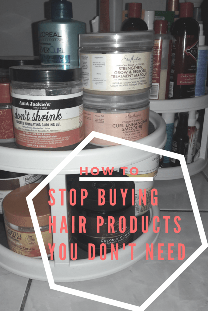 natural hair product junkie