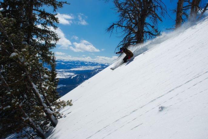 Canada Ski Spots