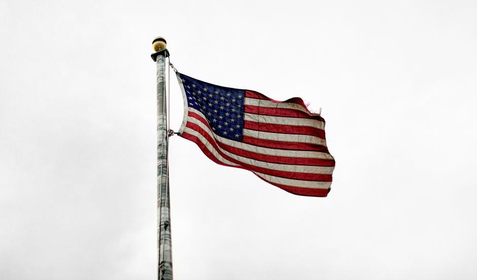 America, American Flag, Flag of United States of America