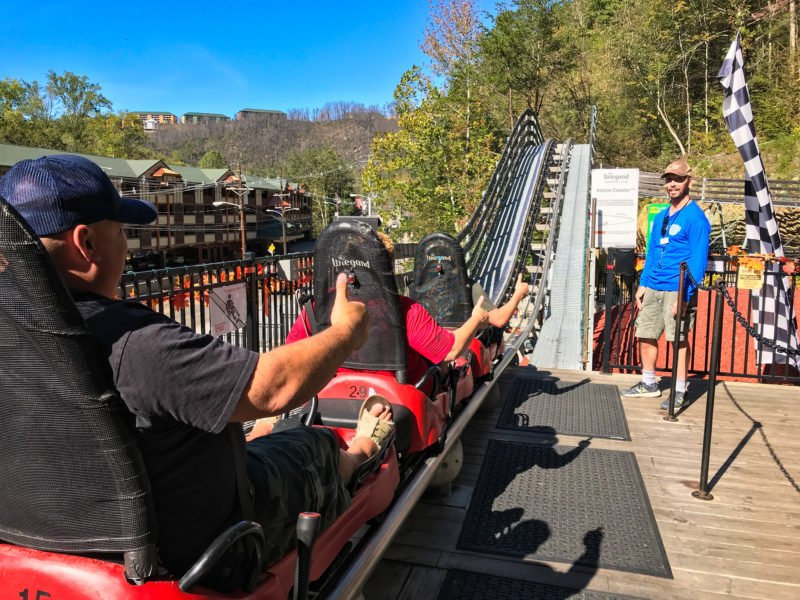 An Adrenaline Junkie's Guide to Tennessee