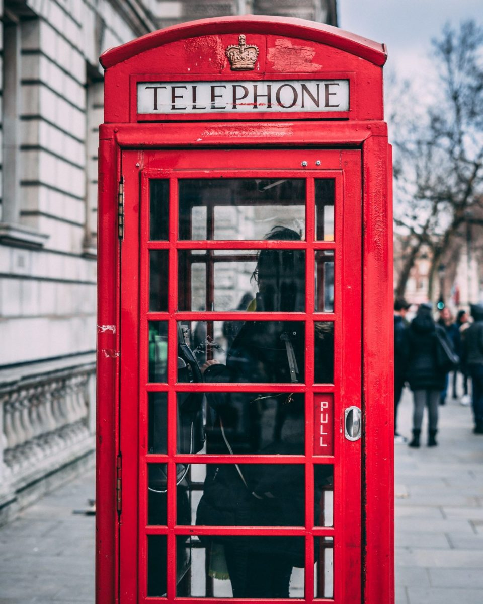 From Phone Booths to Smartphones