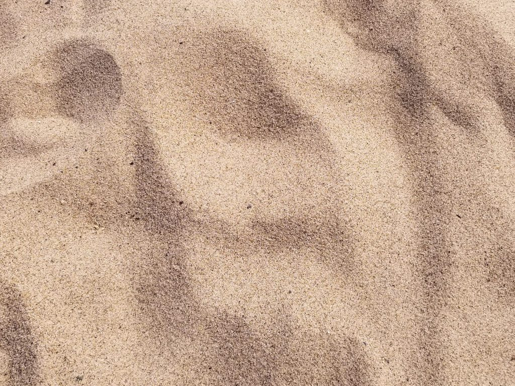 sand, beach, surface