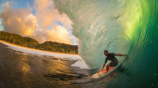 surfing, surf